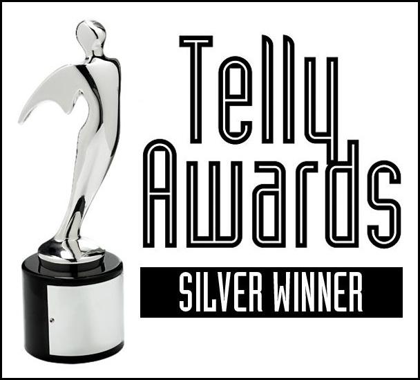 Media 523 honored at 2021 Telly Awards